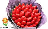 Авторски букет от ягоди
