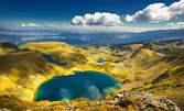 Планински тур до Рилските езера с включен транспорт до Зелени преслап