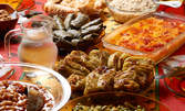Над 3кг празнично меню за Бъдни вечер с 9 постния ястия