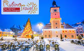 Предколедна екскурзия до Букурещ, Синая, Бран и Брашов! 2 нощувки със закуски, плюс транспорт