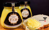 Кашкавал, сирене или пречистено масло Гхи