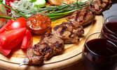 Балканджийска скара на дървени въглища за четирима - 1.400кг