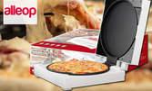 Уред за приготвяне на пица и омлет Royalty Line - с незалепващо покритие и безплатна доставка