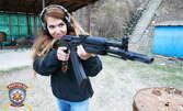 2 часа обучение по боравене с огнестрелно оръжие за жени - на 4 Юли, в с. Лозен