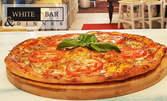 """Пица """"Неаполитана"""" от пълнозърнесто тесто с квас"""