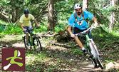 Забавление в Боровец! Наем на велосипед и каска за 1, 2, 3 или 4 часа