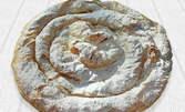 Питка Слънце, вита баница със сирене, щрудел с ябълки или тиквеник