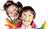 Парти за малчугани! 2 часа забавления за до 15 деца, с украса и диск със снимки, плюс хапване и пийване