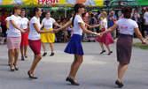 Карта за 4 посещения на народни танци за средно напреднали