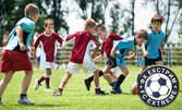 3 групови тренировки по футбол за деца от 5 до 9г