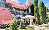 Лятна прохлада в Боровец! Нощувка със закуска и възможност за вечеря, плюс релакс зона