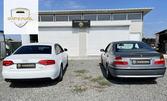 Тристепенно полиране на фар или стоп, пране на седалки или цялостно вътрешно изпиране на автомобил