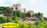 Морска почивка в Албания! 5 нощувки със закуски и вечери в Дуръс, плюс транспорт и възможност за Тирана и Круя