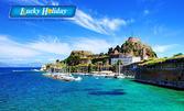 Ранни записвания за лятна почивка на остров Корфу! 7 нощувки със закуски и вечери в хотел Olympion Village***, плюс транспорт