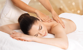 2 масажа на гръб или цяло тяло, по избор, в кабинет или на адрес на клиента