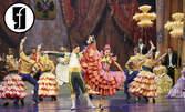 """Балетният спектакъл """"Дон Кихот"""" от Лудвиг Минкус - на 12 Септември"""