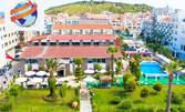 Почивка в Айвалък! 7 нощувки на база All Inclusive в Хотел Buyuk Berk****