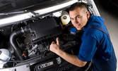 Водородно почистване на двигател с вътрешно горене
