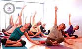 6 или 10 посещения на класическа йога за начинаещи