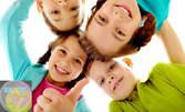 10 посещения на летен курс по английски език за деца на 6-8г или 9-11г