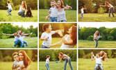 Запази празничните спомени! Отпечатване на 30 или 50 снимки