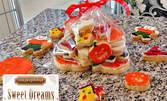 За Хелоуин! 20 празнични бисквити с различна форма