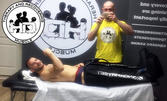 Лимфодренажен масаж и пресотерапия на цели крака - 5 процедури