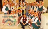 8 посещения на народни танци за начинаещи - в Поморие