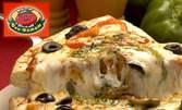 Хапнете в Дон Домат! 9.90лв за 4 малки, 3 средни или 2 големи пици