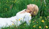 3 или 5 процедури мини сауна Nuga Best - за лечение на заболявания в малкия таз
