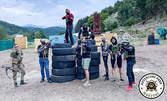 Еърсофт приключение в Белица! 2 часа и 30 минути отборна игра, плюс стрелба със 100 изстрела по интерактивни смарт мишени