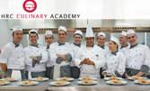 Гответе по италиански с тридневен кулинарен курс на половин цена, в кухнята на Lord of the Chefs