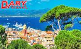 Посети Милано, Генуа и Санремо! 4 нощувки със закуски, плюс самолетен транспорт и възможност за Сен тропе, Кан и Монако