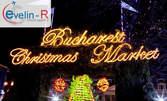 Екскурзия до Румъния, с възможност за коледните базари! Нощувка със закуска в Синая, плюс транспорт и посещение на Букурещ