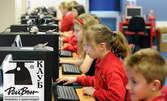 Различният начин детето ви да научи Английски! Летен интензивен мултимедиен курс за начинаещи деца