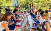 За любителите на изкуството! Рисуване и вино, от Missia23