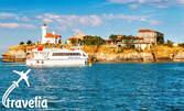 Еднодневна екскурзия до Бургас, Поморие и Несебър, с възможност за Фестивала на Пясъчните фигури и остров Света Анастасия