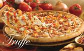 Салата, плюс талиатели или пица, по избор