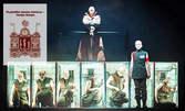"""Милица Гладнишка в спектакъла """"Последният човек"""" по """"1984"""" на Джордж Оруел - на 21 Февруари"""