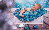 Коледна фотосесия за дете или възрастен - със 7 или 10 обработени кадъра