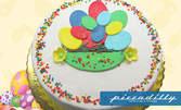 Великденска торта - сладка изненада за цялото семейство