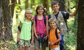 1 или 5 целодневни посещения на лятно училище за деца
