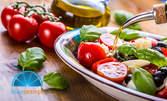 Еднодневно меню по 90-дневната диета