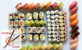 Суши за вкъщи - Ичибан сет със 100 хапки, 2.3кг