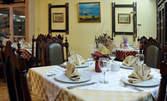 Почивка за двама в Димитровград! 1 нощувка със закуска и вечеря, плюс ползване на фитнес