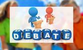 Участие в Клуб по дебати за деца от 8 до 12г