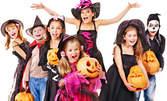 Щуро Хелоуин парти за деца на 4 - 10г, плюс меню и игри с професионален педагог