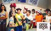 2 часа и половина парти за до 6 деца - забавление с първата Escape стая за деца в Плевен