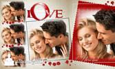Фотокнига за Свети Валентин с 24 страници и брой снимки по желание