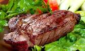2.6кг плато със свинско и пилешко месце и пържени картофки